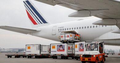 Llega a Chile nuevo cargamento de vacunas Sinovac con 2 millones de dosis